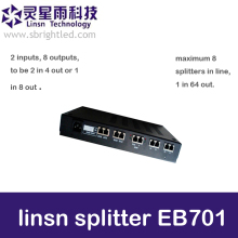 Linsn EB701 Linsn splitter EB701 Linsn distributor EB701 controller for full color RGB LED display video