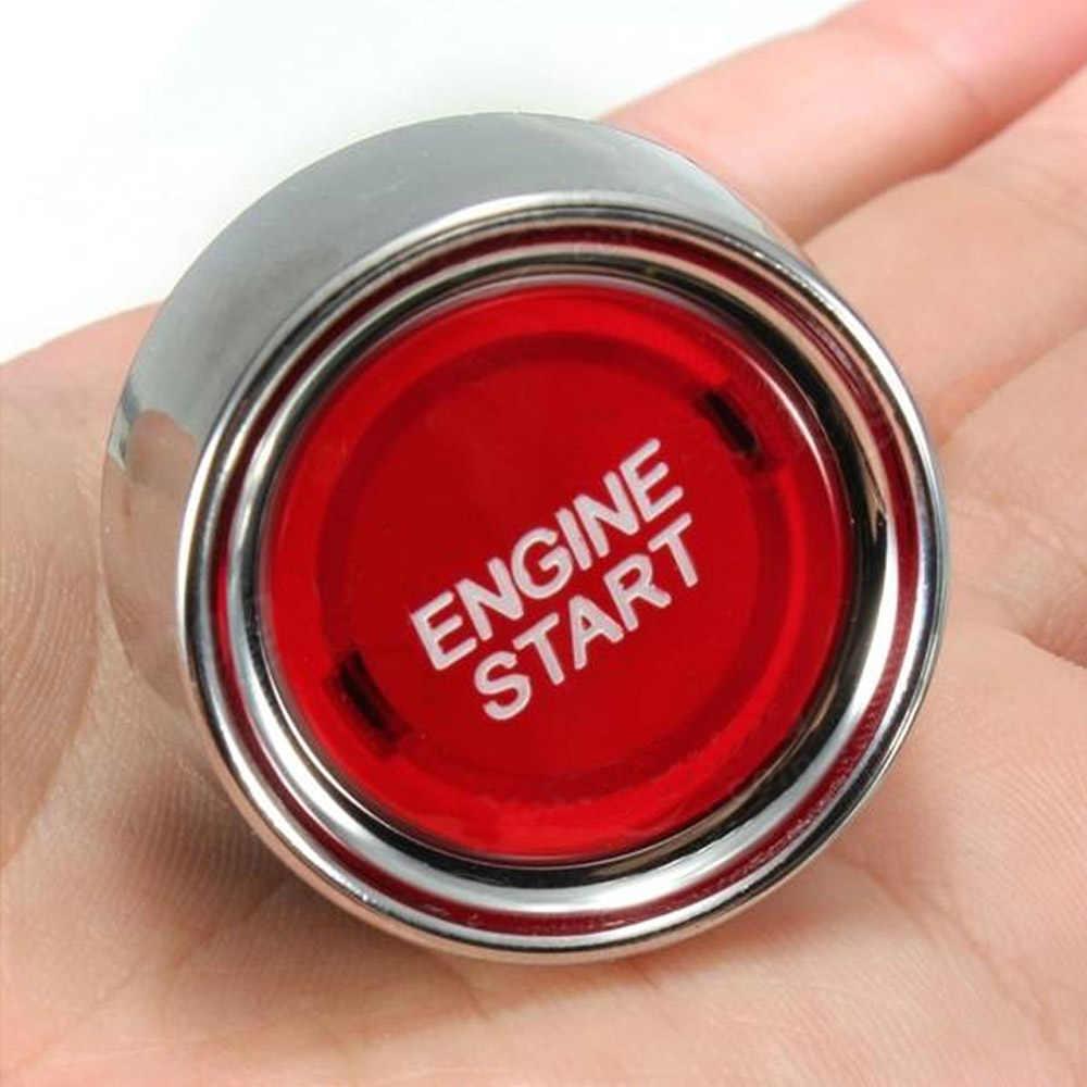 Универсальный Двигатель Авто одним нажатием кнопки Двигатели для автомобиля пусковой переключатель зажигания 12 В/50A