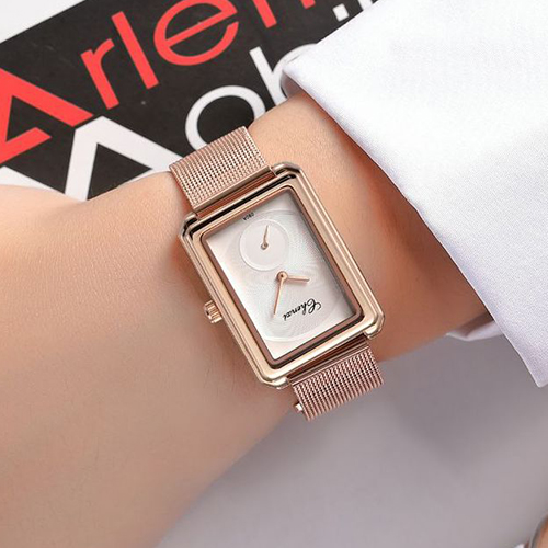 CHENXI Rose Gold Quartz Watch Women Watches Ladies Luxury Brand Golden Wristwatch For Female Clock Montre Femme Relogio Feminino tshing ray fashion women rose gold mirror cat eye sunglasses ladies twin beams brand designer cateye sun glasses for female male