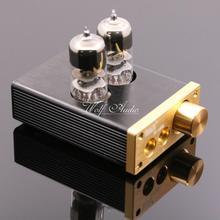U808 Class A HIFI 6J3 Vacuum Tube Headphone Amplifier Portable Headphone Amplifier Finished