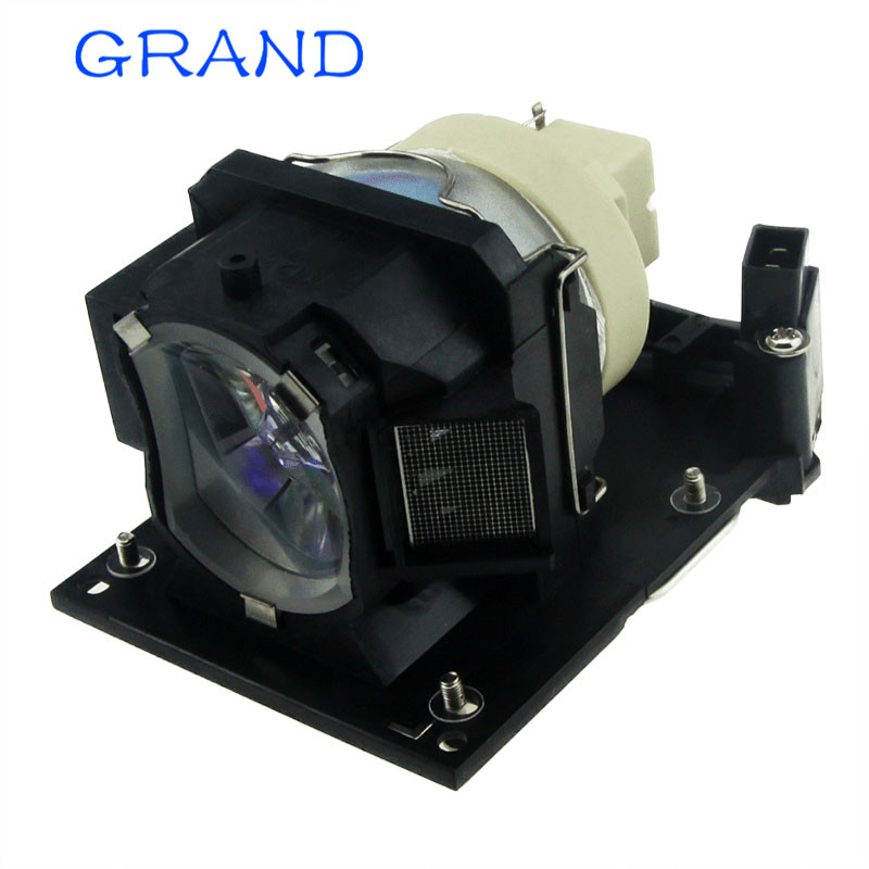 DT01181 TV Projector Bare Lamp for Hitachi BZ-1 CP-A220N CP-A221NM CP-A222NM CP-A222WN CP-A250NL CP-A301N CP-A301 HAPPY BATE rgb led light bulb b22 4w dimmable color changing with ir remote controller spotlight lamp bulb home decor lighting ac85 265v
