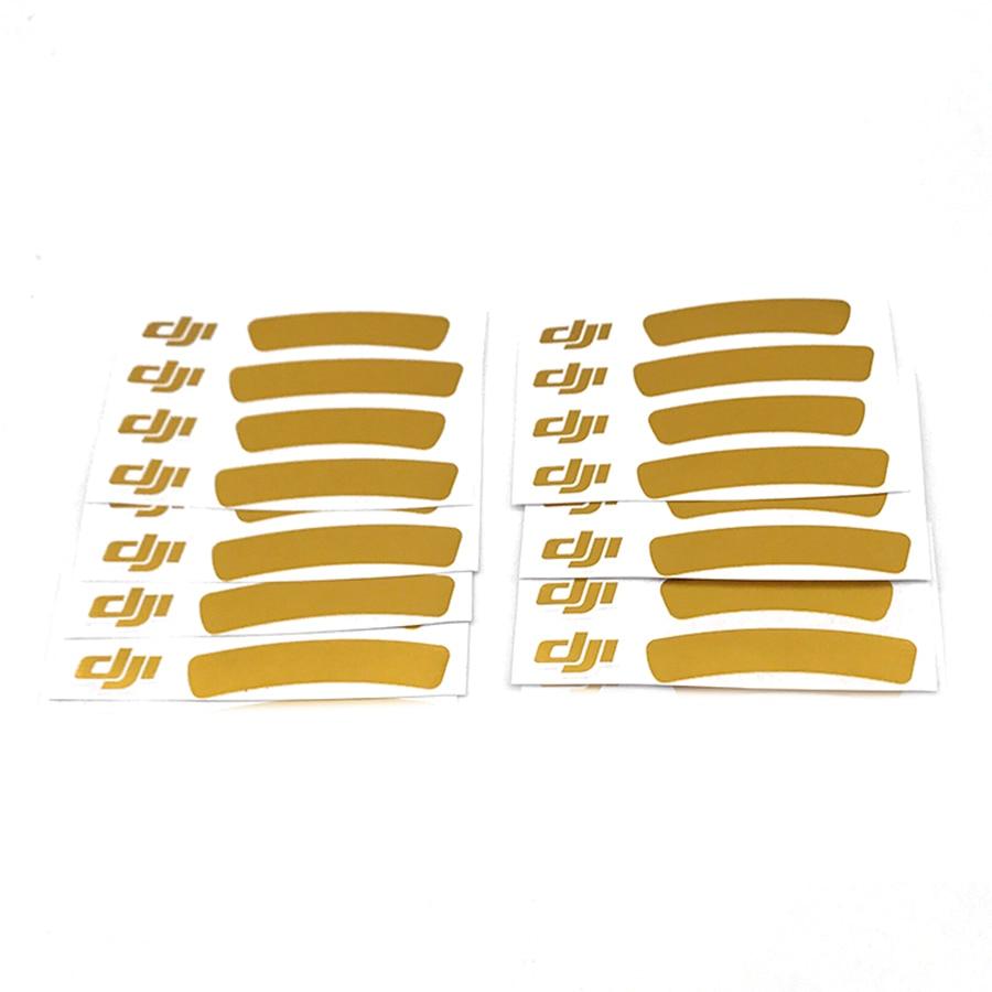 For Phantom 3 Accessory Golden Decal/Arm Sticker For DJI Phantom 1/2/3 Universal Housing Sticker P3 Decal/Sticker