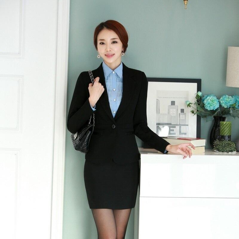 buy formal black blazer women business