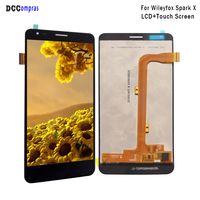 For Wileyfox Spark X LCD Display Touch Screen Digitizer For Wileyfox Spark X Display Screen LCD Free Tools