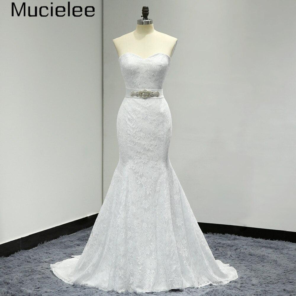 Us 239 0 Vestido De Noiva China Bridal Gowns Vintage Lace Mermaid Wedding Dress Turkey Sexy Cheap Simple Lace Wedding Dresses 2017 In Wedding