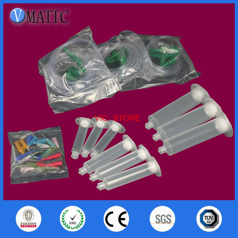 Best Promotion Liquid Dispenser Solder Paste Adhesive Glue Syringe Dispensing Needle free shipping new liquid dispenser solder paste adhesive glue syringe with dispensing needle tip