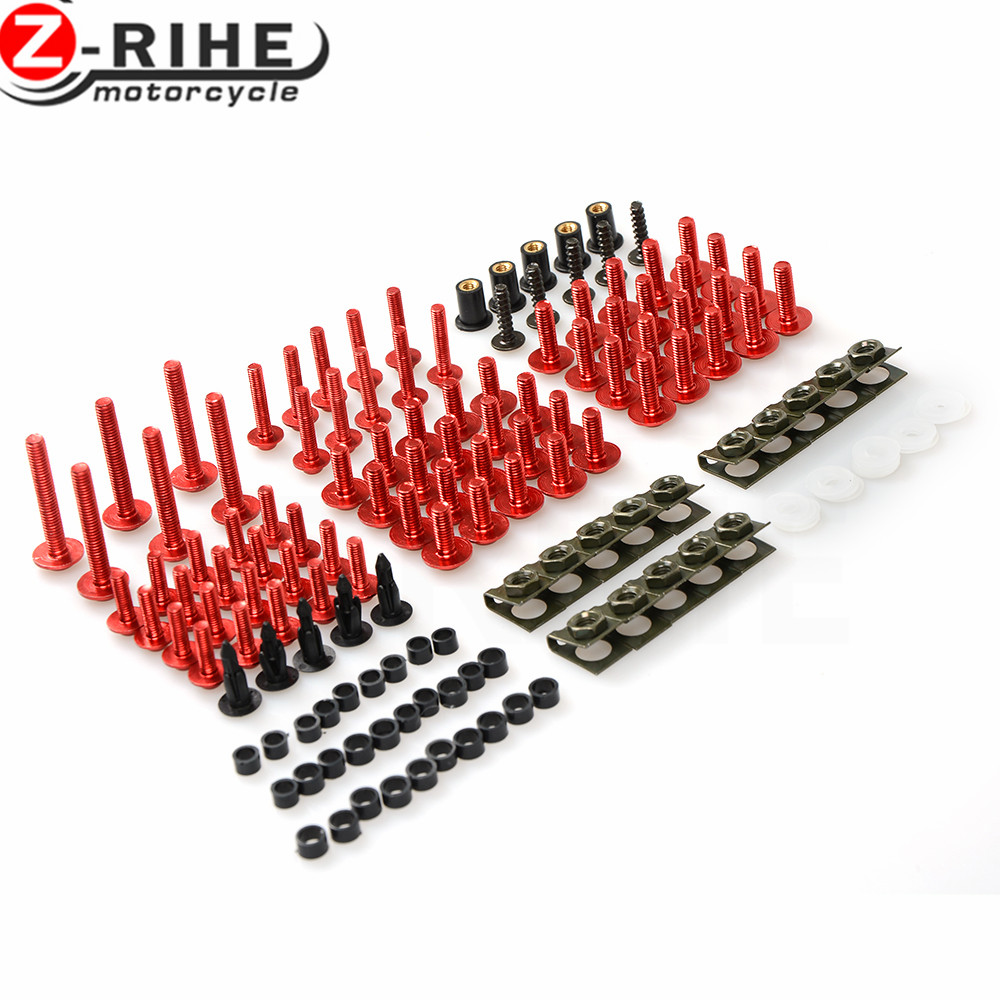 Motorcycle accessories Fairing Bolt Screw Fastener Fixation for ktm enduro arduino for yamaha r6 fzr 600 vtx1800 r1 07 cbr600rr motorcycle accessories fairing bolt screw fastener fixation for ktm enduro arduino kit yamaha r6 fzr 600 vtx1800 r1 07 cbr600rr