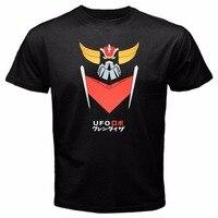 Design Your Own T Shirt Gildan Crew Neck Short Sleeve Printing Machine Grendizer G5 Anime Robot