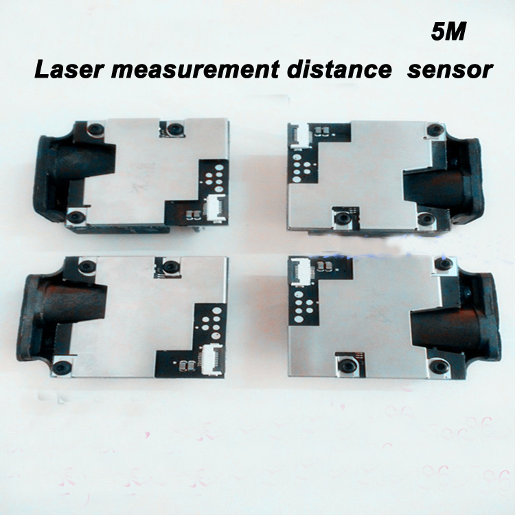 Free shipping High precision laser sensor 5M 20HZ  USB-TTL  Serial port STC microcontroller laser distance measuring sensor +-1Free shipping High precision laser sensor 5M 20HZ  USB-TTL  Serial port STC microcontroller laser distance measuring sensor +-1