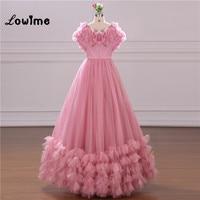 Vestidos De Fiesta Prom Dresses Real Picture Wedding Party Dress Vestido Formatura 2018 Custom Made Formal Evening Gowns