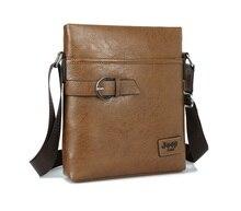 Hot New Fashion Men's Crossbody Bags PU Leather Messenger Bag for Man Quality Business Handbag   LJ-292