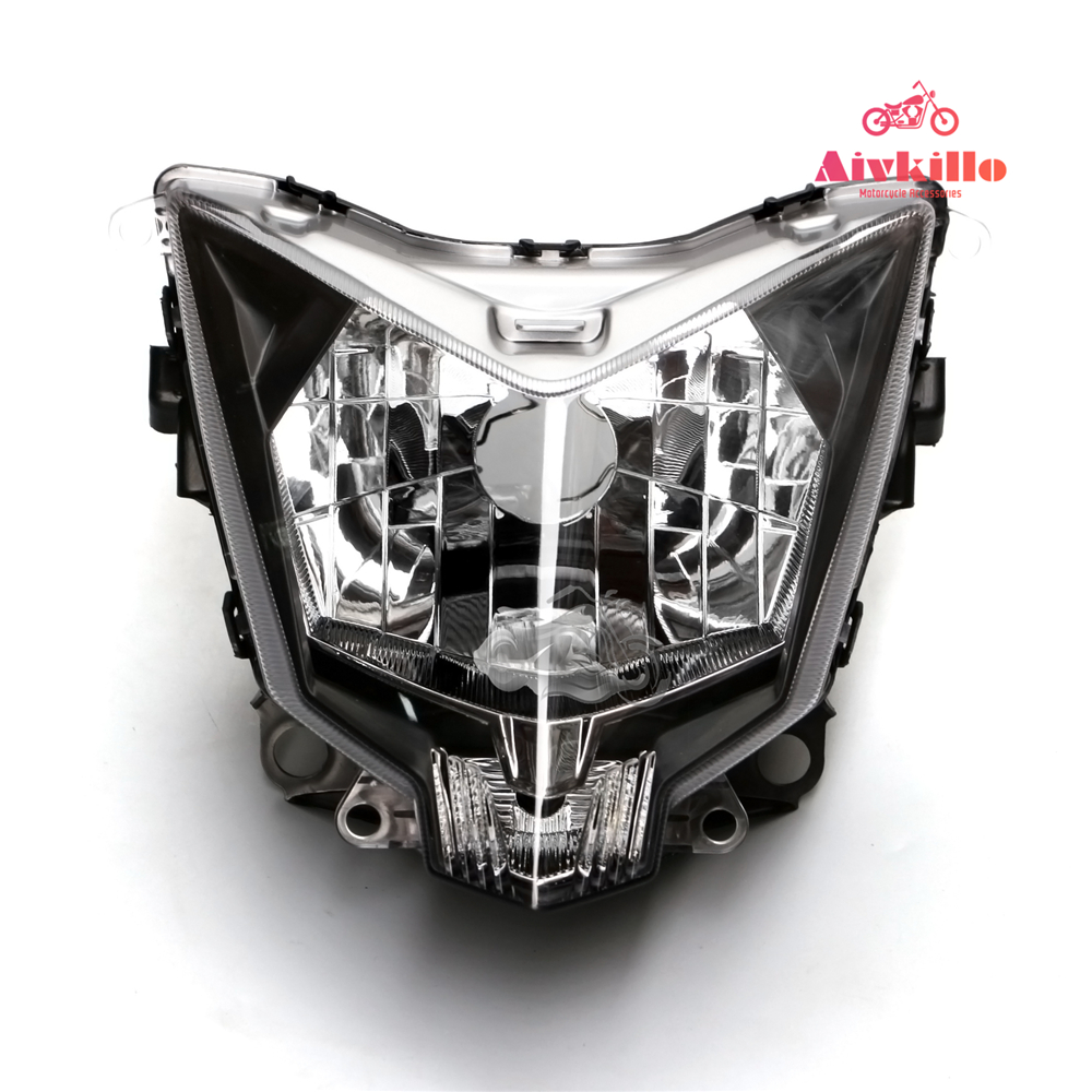 Headlight Assembly Headlamp Motorcycle Light For Kawasaki Z250SL 2013-2016 14 15 Motorcycle