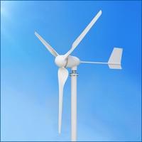 New energy horizontal wind turbine generator 1kw 1000 watt wind mill for home use