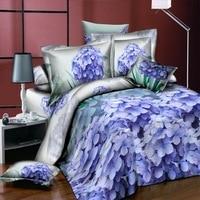 Luxury Jacquard Bedding Set Home Textiles Bedspread Wedding Decorative 1 Flat Sheet 1duvet Cover 2 Pillowcases