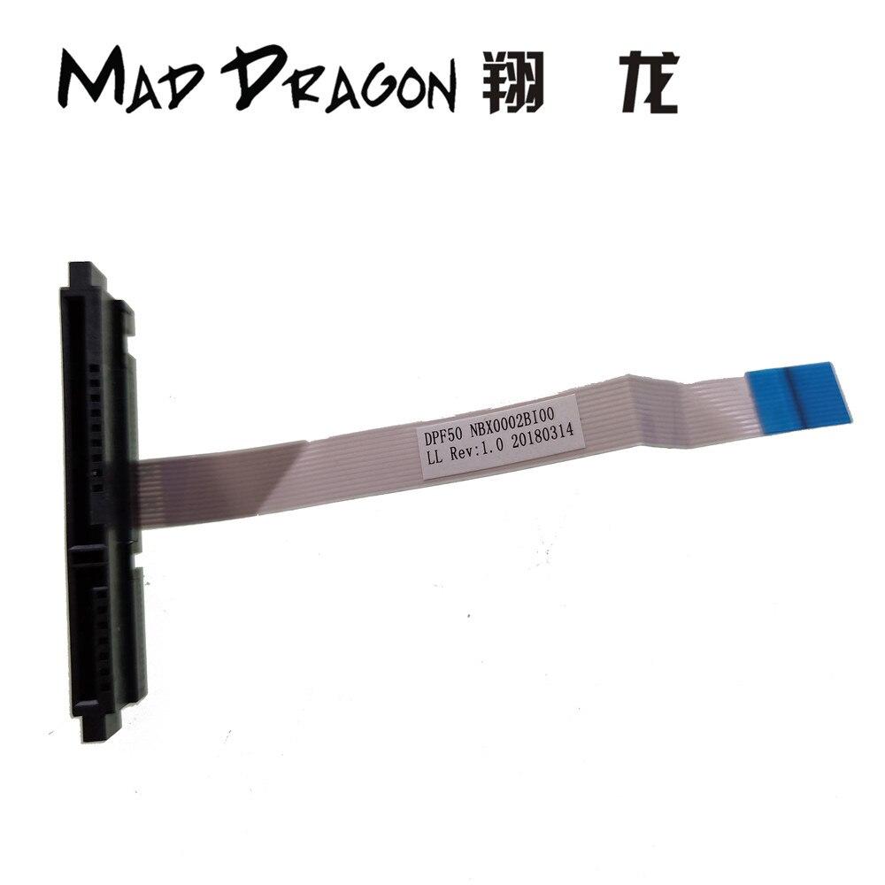 MAD DRAGON Brand new Laptop HDD hard drive Connector SATA HDD cable For HP pavilion 15-CX 15-CX0065TX 15-CX0071TX - NBX0002BI00
