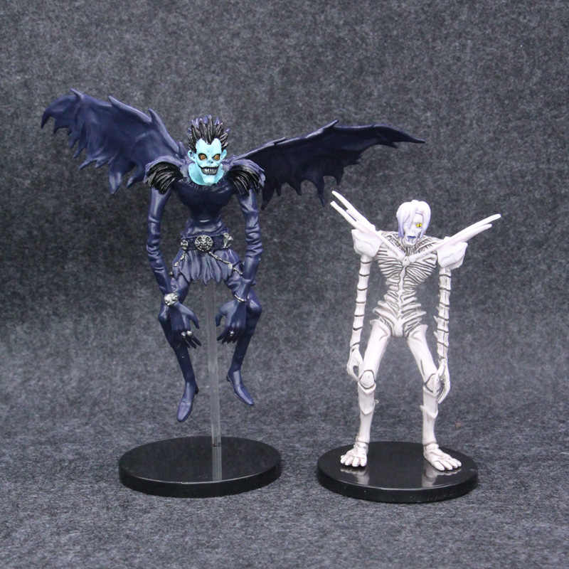 20-23cm Anime Death Note Rem L Killer Ryuuku Ryuk PVC Action Figures Toys