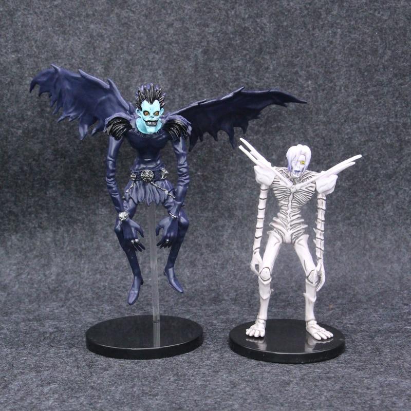 20-23cm Anime Death Note Rem L Killer Ryuuku Ryuk Action Figures Toys