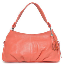 цены 6colors Fashion 100% Real Genuine Leather OL Style Women Handbag Tote Bag Ladies Shoulder Bags Wholesale price