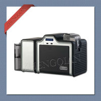 HID Fargo HDP5000 Dual Sided Thermal Retransfer Id Card Printer