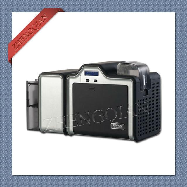 HID térmica retransferencia HDP5000 doble cara impresora de tarjetas de identificación