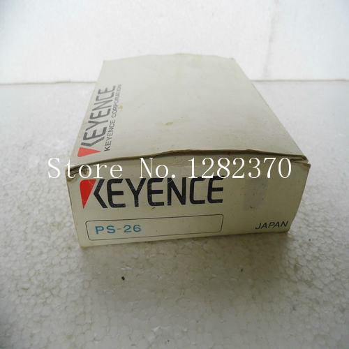 [SA] New original authentic special sales KEYENCE sensor PS-26 spot --2PCS/LOT [sa] new original authentic special sales rexroth r412010305 buffer stock 2pcs lot