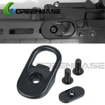 Greenbase Handguard MOE Sling насадка-адаптер MSA Point Strap MS2 MS3 Sling шарнирное стальное крепление и защита