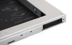 NIGUDEYANG 2nd IDE HDD жесткий диск Оптический отсек Caddy для Dell XPS 9300 9400 M6300 M1210 M1710 M90 630m DW-Q58A DVD привод ODD