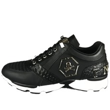 Mens Sneakers Original Skin F.N.JACK Men Shoes Fashion Skull Sneaker Lion Trainers Brand Leather Men Casual Shoes