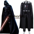 Star Wars Darth Vader Cosplay Costume Adult Men's Halloween Carnival Superhero Clothing Outfit Custom Made
