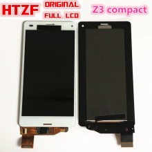 100% original LCD display For Sony Xperia Z3 compact LCD 4.6