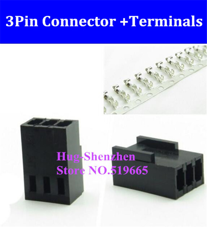 China Wholesale Black Molex 2510 3 Pin 3Pin Fan male PWM Power shell connector housing + female Terminal crimp pins футболка с полной запечаткой мужская printio haiku