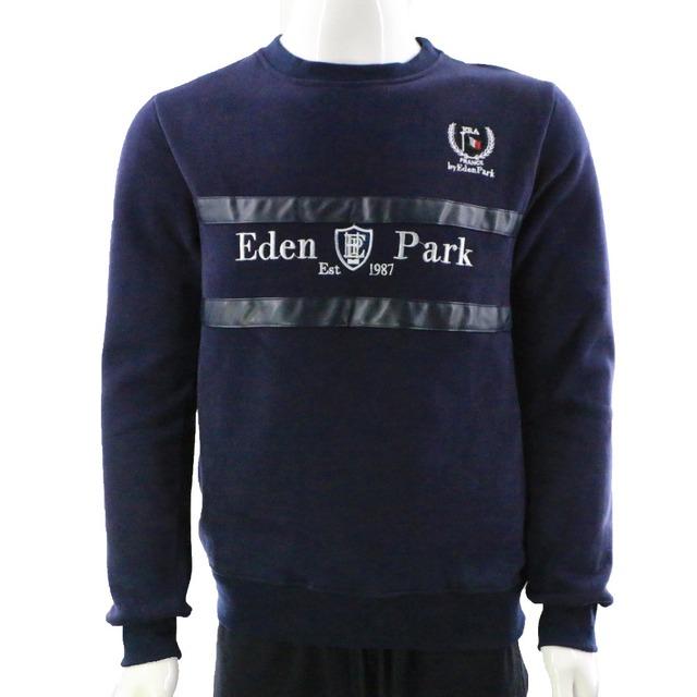 2016 dos homens novos trasher camisola frança marca eden park dreamville algodão outono e inverno de alta qualidade bordado clothing