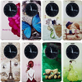 G3 Flip Leather Cases Cover Battery Quick Circle Case Sleep Function For LG G3 Optimus G3 Phone Shell Best Choose For Phone
