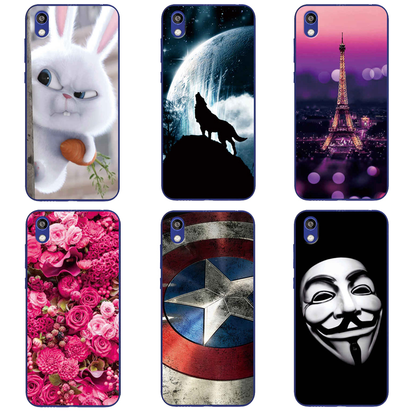Patterned Case For Huawei Y5 2019 Case For Huawei Y5 2019 AMN-LX9 AMN-LX2 AMN-LX1 Case Soft Silicone TPU Protector Back Cover