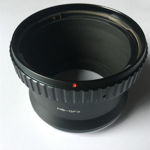 HB-GFX Adapter for Hasselblad Lens to Fuji GFX 50S Medium Format Camera