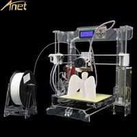 Cheap 3d Printers Anet A8 Normal Auto Leveling A8 Impresora 3d Prusa I3 3D Printer Kit