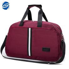 Men Gym Bag Lightweight Large Small Sport Bags Women Portable Training Waterproof 5 Colors