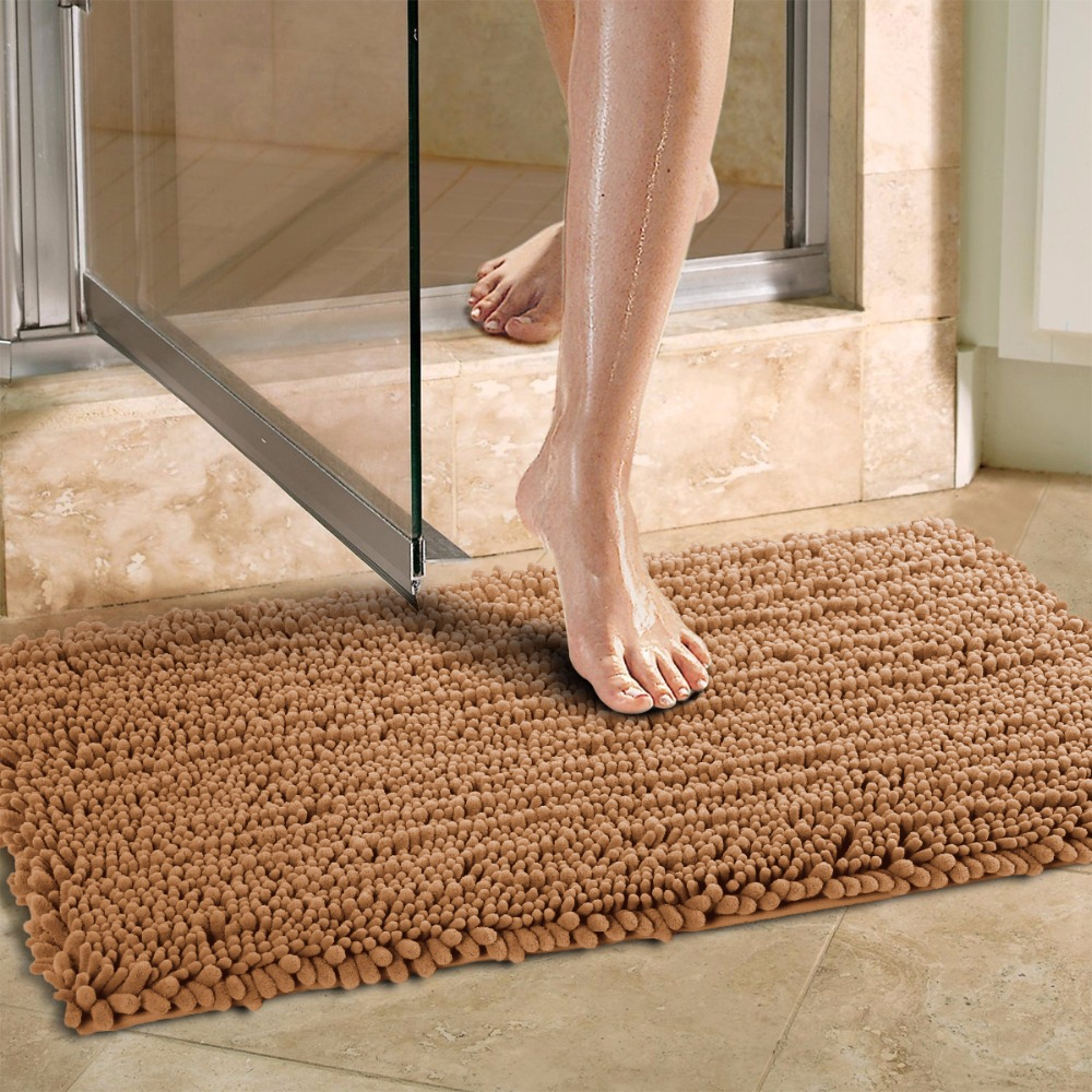 compare prices on modern bath mat online shoppingbuy low price  - cm lifewit large thicken bathroom rug floor pad modern nonslip bathmat