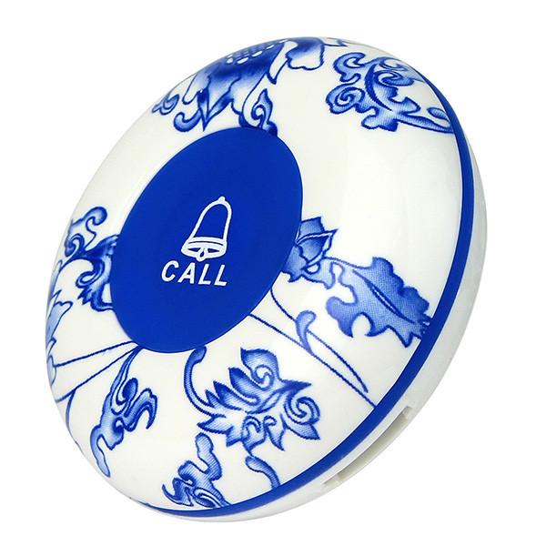 Wireless Restaurant Coaster Waiter Transmitter Button (4)