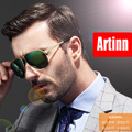 Quality brand sunglasses UV400 protection driver google square aviator sunglasses outdoor goggle sport sunglasses FA276