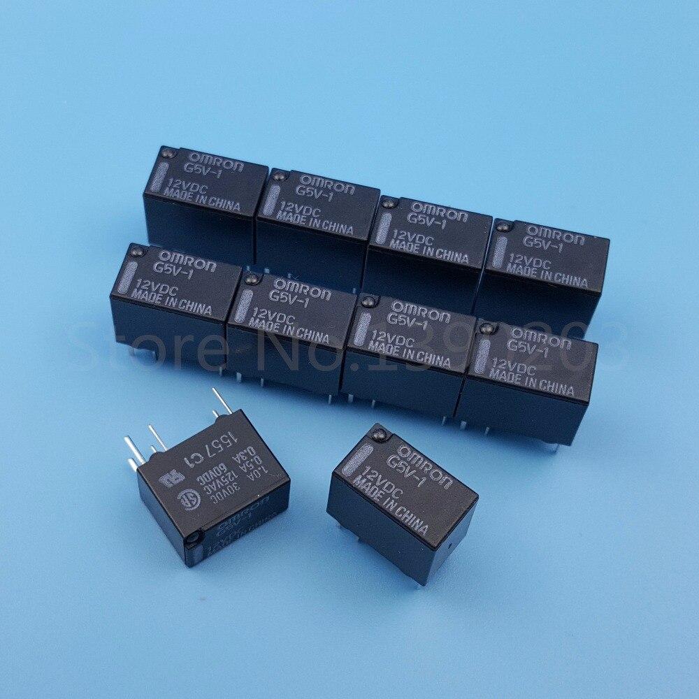 Sous-miniature 1A SPDT relais 5v