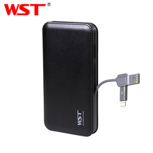 цены на WST 12000mAh Portable Mobile External Battery Phone Power Bank Battery Pack Powerbank For iPhone Samsung Phone Poverbank Charger  в интернет-магазинах