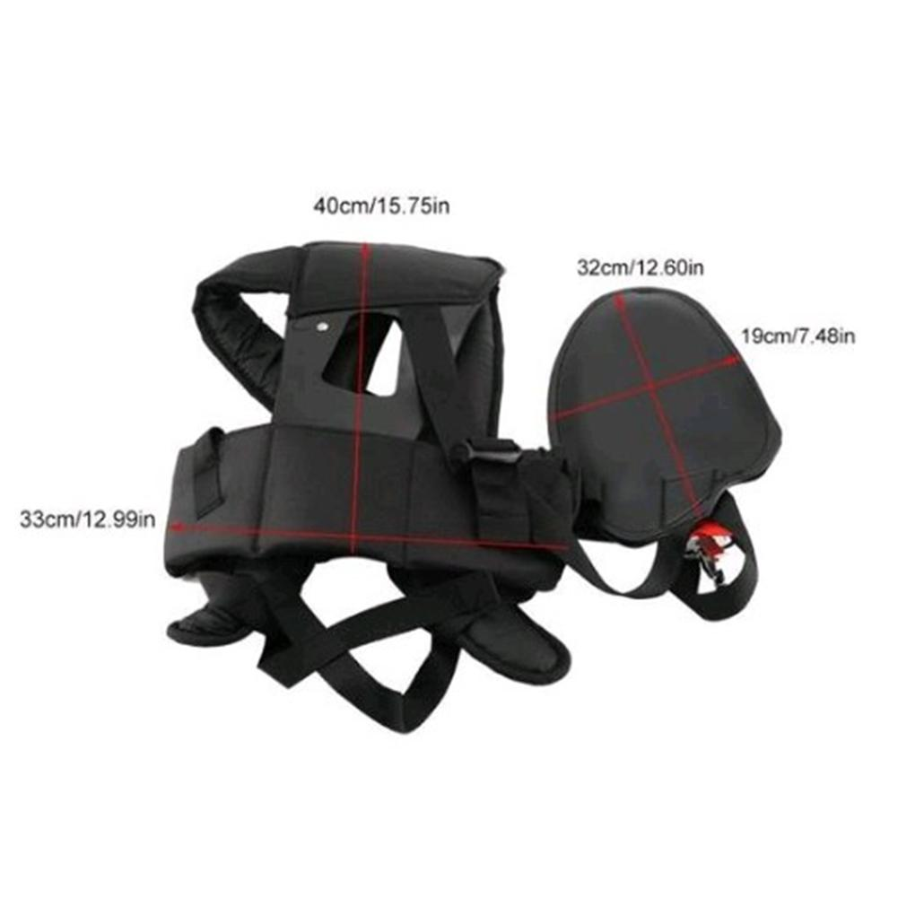 Garden Adjustable Brush Electric Cutter Wide Type Mower Trimmers Strap Shoulder Accessories Nylon Strap Shoulder M Tools Saws