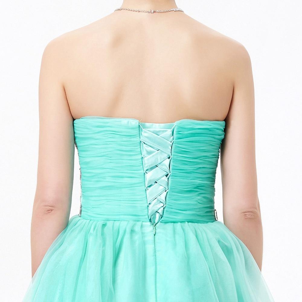 Grace karin aqua prom kleider kurze abschlussfeier kleider für ...