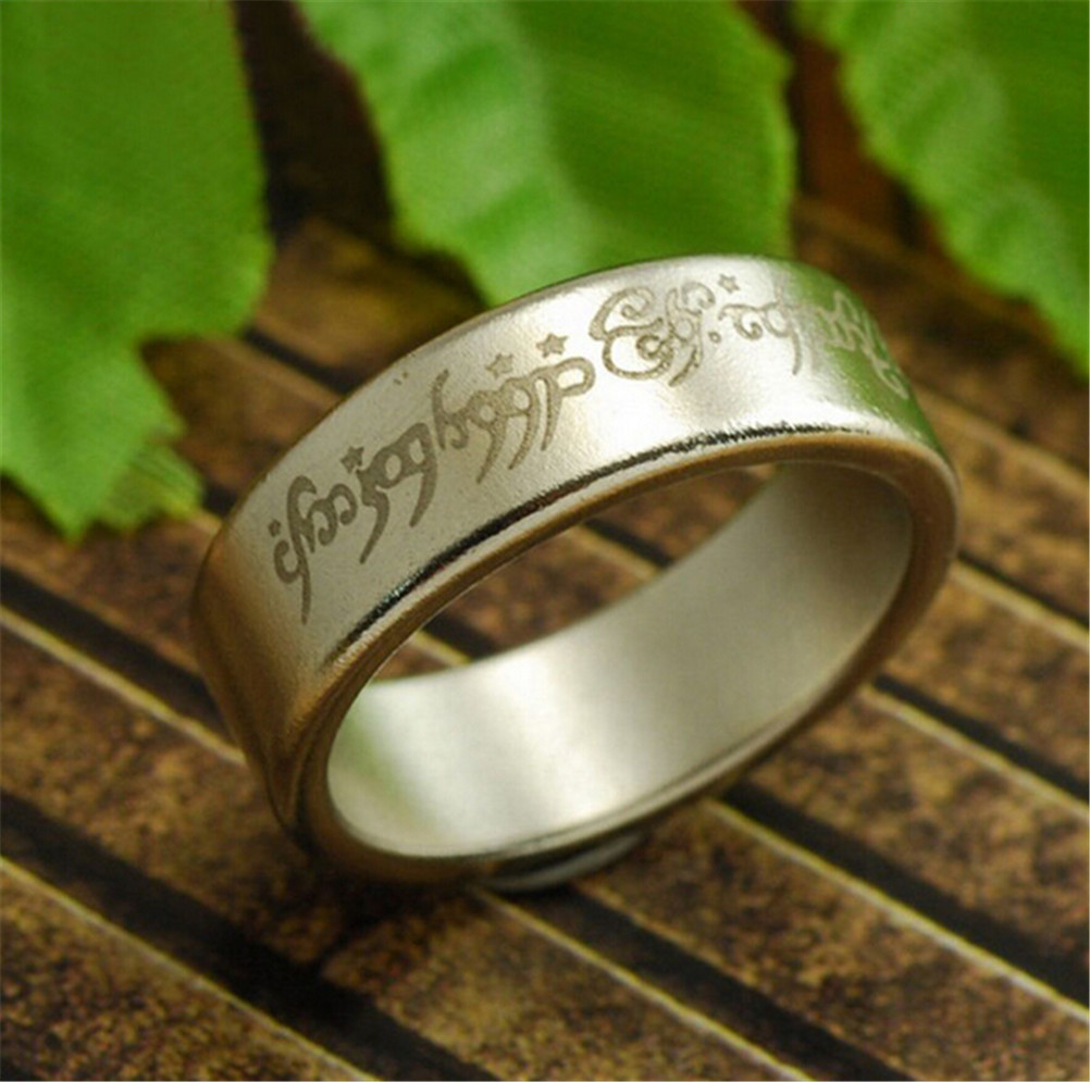 High Quality Silver Strong Magnetic Magic Ring Coin Finger Magician Trick Props Show Tool Magic trick Toys ...