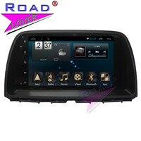 TOPNAVI 2G 32GB Android 7 1 Octa Core Car Head Unit Player For Mazda CX 5
