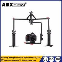 Professional aluminum alloy lightweight Handheldspider stabilizer balance force stabilizer for DSLR camera digital camera