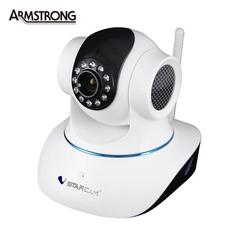2015 Vstarcam T6835 Micro tf SD Card Security IP Camera Wireless Wifi P2P Plug&Play IR Cut Night Vision Pan/Tilt 2015 vstarcam t6835 micro tf sd card security ip camera wireless wifi p2p plug