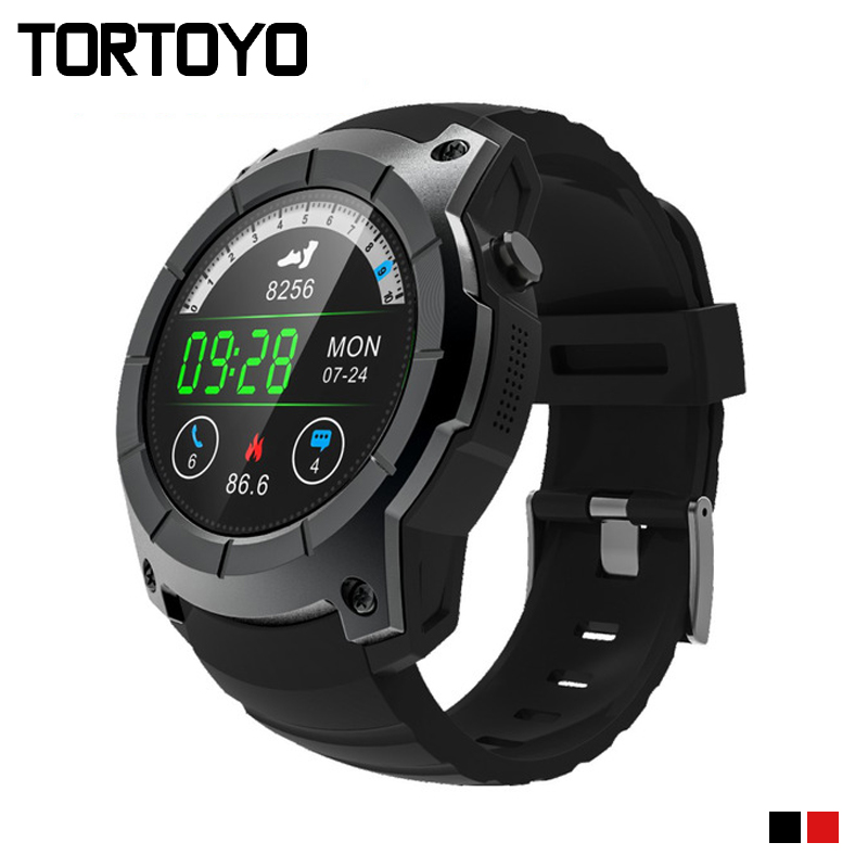 TORTOYO New Arrival S958 Smart Watch Phone Heart Rate Monitor Support SIM Card GPS WiFi Sport Smartwatch For Android IOS PK S928 2017 new gps smart watch sport waterproof heart rate monitor dial call 2g sim card all compatible smartwatch for android ios