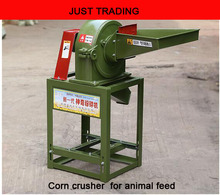 Animal feed processing machine,corn crushing machine,corn shredder,hammer crusher,without motor